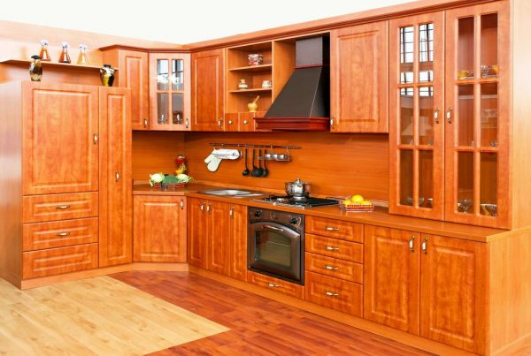 Wooden kitchens in Chennai 2